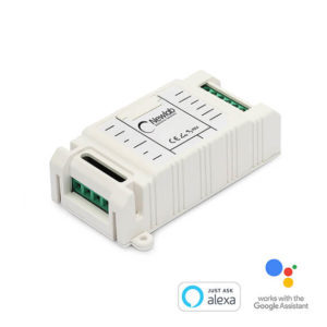 AUTO-ADDRESSABLE WIFI/DALI CONVERTER WITH INTEGRATED BUS DALI POWER SUPPLY
